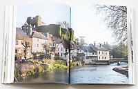 """Livre """"Sites remarquables du Limousin"""", Corrèze, Ségur-le-Château"""
