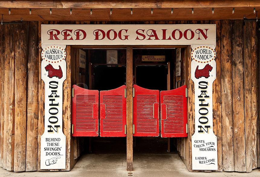 Red Dog Saloon, Downtown , Alaska, USA