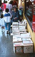 San Francisco:  Chinatown's Grant St.  Photo '89.