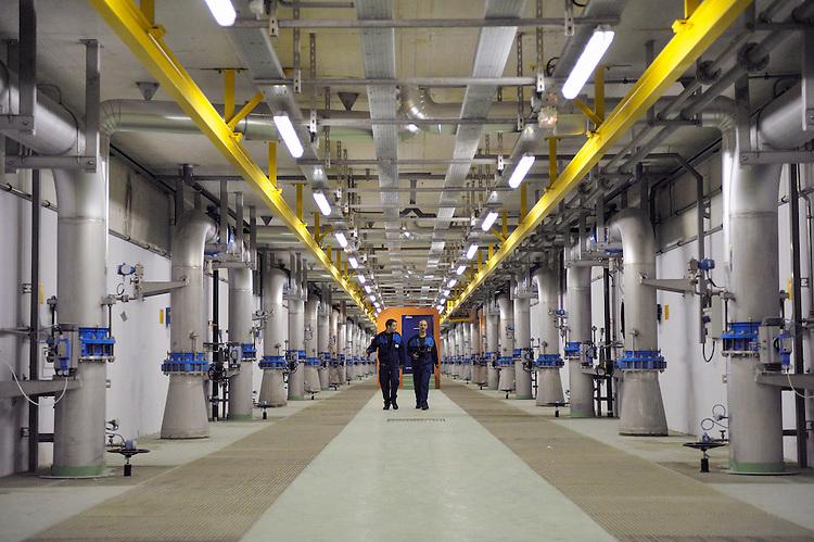 station traitement eau Géolide