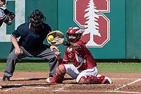 Stanford Softball v Santa Clara University, February 21, 2021