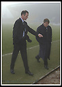 05/01/2002                 Copyright Pic : James Stewart .Ref :     .File Name : stewart-st johnstone v adeen 04.ST JOHNSTNE MANAGER BILLY STARK AND CHAIRMAN GEOFF BROWN AT A FOUND BOUND MCDIARMID PARK AS THEY WAIT ON A DECISION BY REFEREE KENNY CLARK TO CALL THE GAME OFF........James Stewart Photo Agency, Stewart House, Stewart Road, Falkirk. FK2 7AS      Vat Reg No. 607 6932 25.Office     : +44 (0)1324 630007     .Mobile  : + 44 (0)7721 416997.Fax         :  +44 (0)1324 630007.E-mail  :  jim@jspa.co.uk.If you require further information then contact Jim Stewart on any of the numbers above.........