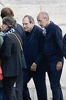 Robert HOSSEIN - ObsËques de MIREILLE DARC en l'Èglise Saint-Sulpice - 01/09/2017 - Paris, France