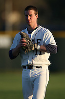 March 13, 2010:  Ryan Brenner of the Yale Bulldogs vs. the Akron Zips in a game at Henley Field in Lakeland, FL.  Photo By Mike Janes/Four Seam Images
