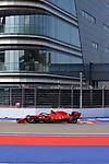 25.09.2020, Sochi Autodrom, Sochi, FORMULA 1 VTB RUSSIAN GRAND PRIX 2020 , im Bild<br />Sebastian Vettel (GER#5), Scuderia Ferrari<br /> <br /> Foto © nordphoto / Bratic