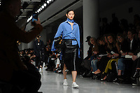 at the Eudon Choi AW17 show as part of London Fashion Week AW17 at 180 Strand, London.<br /> <br /> <br /> ©Ash Knotek  D3230  17/02/2017
