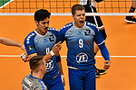 20191204 CEV Volleyball Champions League, VfB Friedrichshafen (GER) vs Knack Roeselare (BEL)