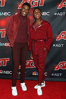 LOS ANGELES - SEP 7:  1aChord at the America's Got Talent Live Show Red Carpet at the Dolby Theater on September 7, 2021 in Los Angeles, CA