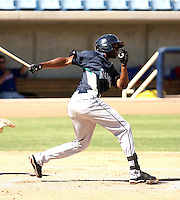 James Jones - Seattle Mariners - 2010 Instructional League.Photo by:  Bill Mitchell/Four Seam Images..