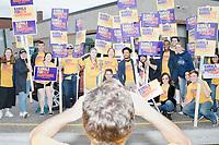 Kamala Harris - Supporters at Labor Day Parade - Milford, NH - 2 Sept 2019