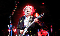 Roskilde, 20080705. Roskildefestivalen, dag 4. Neil Young.  Foto: Eirik Helland Urke / Dagbladet