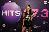 HOLLYWOOD, FL -  AUGUST 18: Madison Beer poses for a portrait at radio station Hits 97.3 on August 18, 2017 in Hollywood, Florida. Photo by Larry Marano © 2017