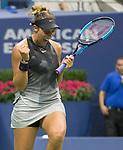 Madison Keys defeats Kanepi