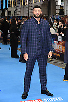 """Florian Munteanu<br /> arriving for the """"Shang-Chi And The Legend Of The Ten Rings"""" premiere at Curzon Mayfair, London<br /> <br /> ©Ash Knotek  D3570  26/08/2021"""
