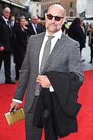 """Stanley Tucci<br /> arrives for the """"Florence Foster Jenkins"""" European premiere at the Odeon Leicester Square, London<br /> <br /> <br /> ©Ash Knotek  D3106 12/04/2016"""