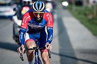 Geoffrey Soupe (FRA/Total Direct Energie) <br /> <br /> 83rd Gent-Wevelgem - in Flanders Fields (ME - 1.UWT)<br /> 1 day race from Ieper to Wevelgem (BEL): 254km<br /> <br /> ©kramon