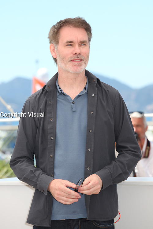 DIRECTOR JEAN-FRANCOIS RICHET - PHOTOCALL OF THE FILM 'BLOOD FATHER' AT THE 69TH FESTIVAL OF CANNES 2016