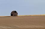 Rural landscape, Wyoming