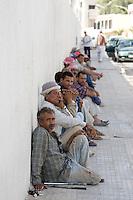 Tripoli, Libya - Migrant Immigrant Laborers