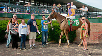 Cabo Time winning at Delaware Park on 6/22/13