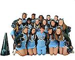 Tulane Cheerleaders-Blue Squad