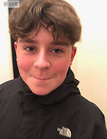 Pictured: Family handout picture of Carson Price.<br />