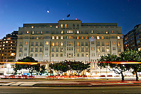 Prédio do hotel Copacabana Palace. Rio de Janeiro. 2006. Foto de renata Mello.