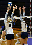 Nevada women's volleyball defeats Air Force 3-1 in Reno, Nev., on Friday, Feb. 19, 2021. <br /> Photo by Cathleen Allison
