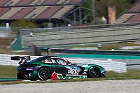 #93 10Q RACING TEAM (DEU) MERCEDES AMG GT3 WIM SPINOY (BEL) / KENNETH HEYER (DEU)