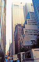 Philip Johnson: AT&T Building.  New York.  Photo '88.