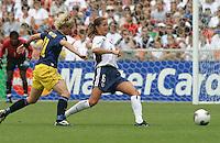 Brandi Chastain, 2003 WWC USA Sweden.