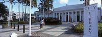 Océanie/Australie/Queensland/Cairns: le musée et la bibliothéque