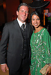 Veronica and Daniel Schiller at the Casino Night for The Health Museum at the Hotel ZaZa Saturday  Aug. 23,2008.(Dave Rossman/For the Chronicle)