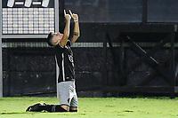 Rio de Janeiro (RJ), 24/03/2021  - Vasco-Macaé - Gabriel Pec jogador do Vasco comemora seu gol,durante partida contra o Macaé,válida pela 5ª rodada da Taça Guanabara 2021,realizada no Estádio de São Januário,na zona norte do Rio de Janeiro,nesta quarta-feira (21).