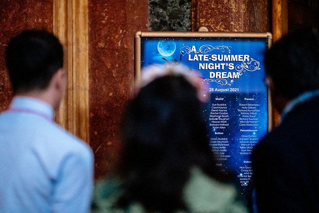 Late Summer Nights Dream, London, Saturday, 28th of August 2021. Photo: AMMP/Renz Andres
