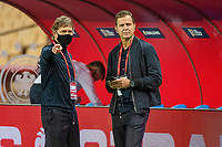 17th November 2020;  Estadio La Cartuja de Sevilla, Seville, Spain; UEFA Nations League Football, Spain versus Germany;   Oliver Bierhoff, GER
