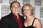 Danny Burstein and Rebecca Luker.attending the Opening Night Performance of 'Jesus Christ Superstar' at the Neil Simon Theatre, New York City. 3/22/2012 © Walter McBride/WM Photography / Retna Ltd
