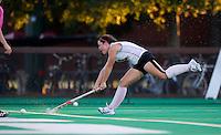 STANFORD, CA - September 3, 2010: Katie Mitchell during a field hockey match against UC Davis in Stanford, California. Stanford won 3-1.