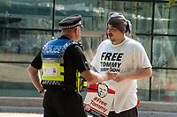 **RN Cambridge paint arrest