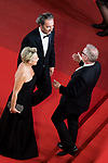 "218064 Scanella/Starface 2017-05-27 <br /> Cannes France<br />  70eme Festival International du Film de Cannes. Montee des Marches du film ""In the Fade"". 70th International Cannes Film Festival. Red Carpet of ""In the Fade"" movie<br /> <br /> <br /> <br /> <br />  Sorrentino, Paolo; Frémaux, Thierry"