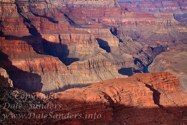 Grand Canyon from the South Rim,  Arizona, USA