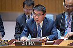 Security Council Meeting<br /> The situation in the Middle East<br /> Syria