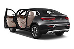 Car images of 2020 Mercedes Benz GLC-Coupe - 5 Door SUV Doors