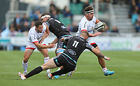 Saturday 14th September 2019 | Glasgow vs Ulster  <br /> <br /> Rob Herring during the second pre-season friendly between Ulster and Glasgow at Scotstoun Stadium, Glasgow, Scotland. Photo by John Dickson / DICKSONDIGITAL