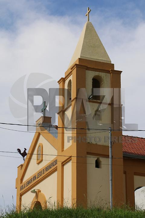 SANTO ANDRÉ, SP, 01.05.2019: TURISMO-SP: Movimentação de turistas na Vila de Paranapiacaba, no Município de Santo Sandré, nesta quarta-feira, 1. ( Foto: Charles Sholl/Brazil Photo Press/Folhapress)