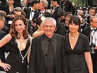 "FRA: ""THE BFG"" Red Carpet- The 69th Annual Cannes Film Festival - Elsa Zylberstein, Claude Lelouch attend ""THE BFG"". Red Carpet during The 69th Annual Cannes Film Festival on May 14, 2016 in Cannes, France."