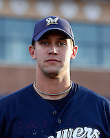 Kyle Heckathorn - AZL Brewers (2009 Arizona League) .Photo by:  Bill Mitchell/Four Seam Images..