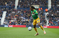 Preston North End's Daniel Johnson<br /> <br /> Photographer Stephen White/CameraSport<br /> <br /> The EFL Sky Bet Championship - West Bromwich Albion v Preston North End - Saturday 13th April 2019 - The Hawthorns - West Bromwich<br /> <br /> World Copyright © 2019 CameraSport. All rights reserved. 43 Linden Ave. Countesthorpe. Leicester. England. LE8 5PG - Tel: +44 (0) 116 277 4147 - admin@camerasport.com - www.camerasport.com