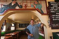 Europe/France/Aquitaine/64/Pyrénées-Atlantiques/Pays Basque/Bidart: Restaurant: La Cucaracha - Philippe Hypolite [Non destiné à un usage publicitaire - Not intended for an advertising use]