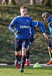 8.3.2018: Rangers training:<br /> Greg Docherty
